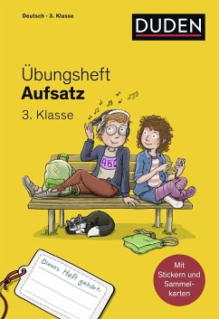 Übungsheft - Aufsatz 3.Klasse - Mertens, Susanne