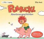 Pumuckl Abenteurgeschichten, 2 Audio-CDs