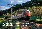 Eisenbahn und Landschaft 2020