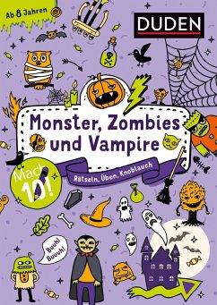 Mach 10! Monster, Zombies und Vampire - Ab 8 Jahren