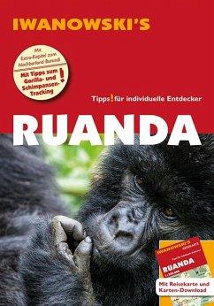 Ruanda - Reiseführer von Iwanowski - Hooge, Heiko