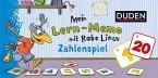 Mein Lern-Memo mit Rabe Linus - Zahlenspiel (Kinderspiel) / Einfach lernen mit Rabe Linus