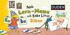 Mein Lern-Memo mit Rabe Linus - Silben (Kinderspiel) / Einfach lernen mit Rabe Linus