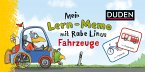 Mein Lern-Memo mit Rabe Linus - Fahrzeuge (Kinderspiel) / Einfach lernen mit Rabe Linus
