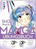 Shojo. Manga Step by Step Übungsbuch
