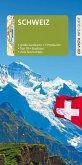 GO VISTA: Reiseführer Schweiz, m. 1 Karte