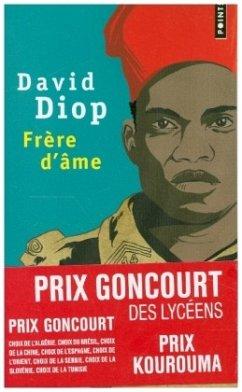 Frère d'âme - Diop, David