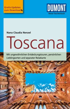 DuMont Reise-Taschenbuch Reiseführer Toscana (eBook, PDF) - Nenzel, Nana Claudia