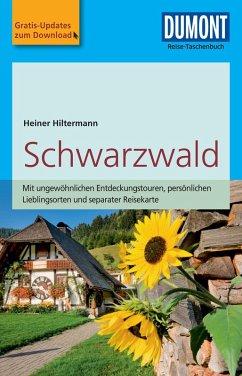 DuMont Reise-Taschenbuch Reiseführer Schwarzwald (eBook, PDF) - Hiltermann, Heiner