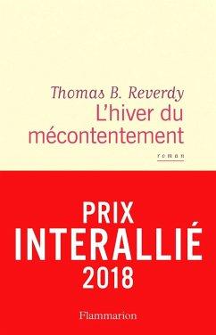 L'hiver du mécontentement - Reverdy, Thomas