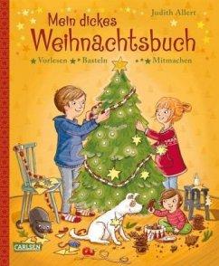 Mein dickes Weihnachtsbuch (Mängelexemplar) - Allert, Judith