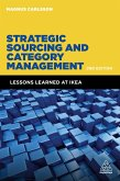 Strategic Sourcing and Category Management (eBook, ePUB)