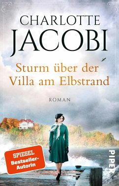 Sturm über der Villa am Elbstrand (eBook, ePUB) - Jacobi, Charlotte