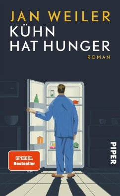Kühn hat Hunger / Martin Kühn Bd.3 (eBook, ePUB) - Weiler, Jan