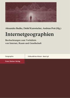 Internetgeographien (eBook, PDF)