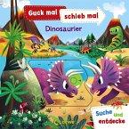 Guck mal, schieb mal! Suche und entdecke - Dinosaurier