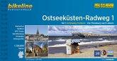 Ostseeküsten-Radweg Teil 1 1:50.000