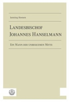 Landesbischof Johannes Hanselmann - Hoenen, Janning