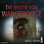 Insel-Krimi - Die Bestie von Wangerooge, 1 Audio-CD