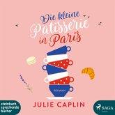 Die kleine Patisserie in Paris, 2 MP3-CD