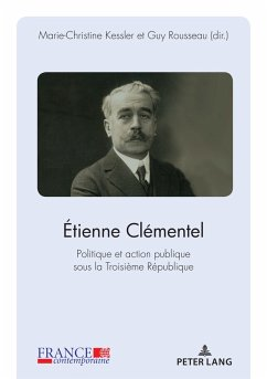 Étienne Clémentel (1864-1936) (eBook, ePUB)