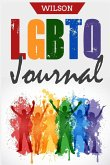"""LGBTQ Journal: 50 Pages 6"""" X 9"""" Lined Paper"""