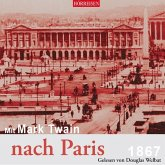 Mit Mark Twain nach Paris, 1 Audio-CD
