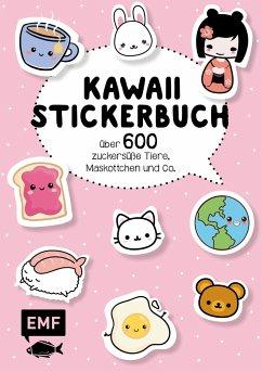 Kawaii Stickerbuch - Band 1