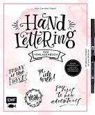 Handlettering - Das Vorlagenbuch - Mit original Tombow ABT Dual Brush Pen