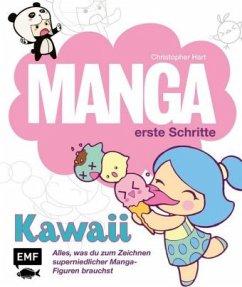 Manga Erste Schritte- Kawaii - Hart, Christopher