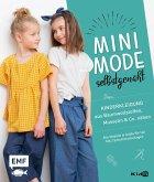 Minimode selbstgenäht - Kinderkleidung aus Baumwollstoffen, Musselin und Co. nähen