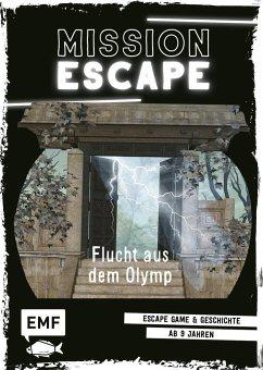 Mission: Exit - Flucht aus dem Olymp - Lylian