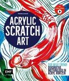 Acrylic Scratch Art