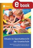 Rituale im Sportunterricht der Grundschule (eBook, PDF)
