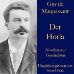 Guy de Maupassant: Der Horla und weitere Meistererzählungen (MP3-Download)