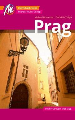 Prag MM-City Reiseführer Michael Müller Verlag (eBook, ePUB) - Tröger, Gabriele
