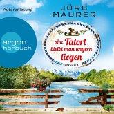 Am Tatort bleibt man ungern liegen / Kommissar Jennerwein ermittelt Bd.12 (MP3-Download)