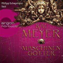 Maschinengötter / Die Krone der Sterne Bd.3 (MP3-Download) - Meyer, Kai