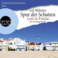 Spur der Schatten / Leander Lost Bd.2 (MP3-Download) - Ribeiro, Gil