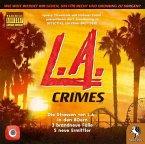 Pegasus 57507G - L.A. Crimes (Erweiterung), Detectiv-Spiel, Gesellschaftsspiel
