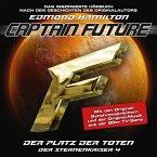 Captain Future, Der Sternenkaiser, Folge 4: Der Platz der Toten (MP3-Download)