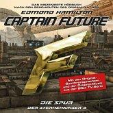 Captain Future, Der Sternenkaiser, Folge 3: Die Spur (MP3-Download)