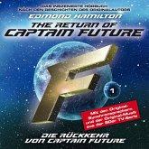Captain Future, Folge 1: Die Rückkehr von Captain Future - nach Edmond Hamilton (MP3-Download)