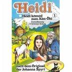Heidi, Folge 1: Heidi kommt zum Alm-Öhi (MP3-Download)