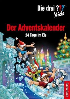 Die drei ??? Kids, Der Adventskalender (drei Fragezeichen Kids) (eBook, PDF) - Pfeiffer, Boris