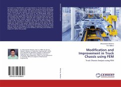 Modification and Improvement in Truck Chassis using FEM