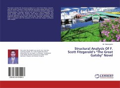 Structural Analysis Of F. Scott Fitzgerald's