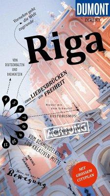 DuMont direkt Reiseführer Riga (eBook, PDF) - Könnecke, Jochen