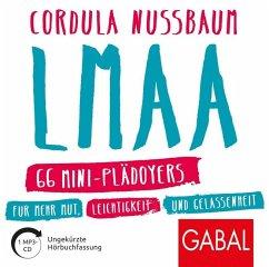 LMAA, 1 MP3-CD - Nussbaum, Cordula