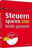 Steuern sparen 2020 leicht gemacht, m. CD-ROM